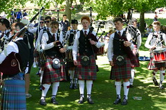 Pipe Band Championships Edinburgh 2018 (22) (Royan@Flickr) Tags: pipe bands bagpipes championships ross theathre bandstand princes street gardens edinburgh competion scottish uniforms kilts rsba 2018