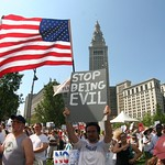 Rally against Family Separation - Cleveland, Ohio thumbnail