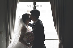 _MG_0093-8 (Cherie Amour Photography) Tags: bride bridal wedding love kiss romance portrait lady woman girl goddess art fashion groom