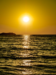 Ibiza, San Antonio Bay. (CWhatPhotos) Tags: cwhatphotos photographs photograph pics pictures pic picture image images foto fotos photography artistic that have which contain olympus camera holiday holidays hols hol june 2018 ibizan ibiza silhouette silhouetted silhouettes light sunset sunshine orange yellow skies skys