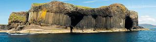 Staffa [Inner Hebrides, Scottish Highlands]