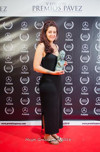 Adriana Adeva Pávez a Mejor Película Autonómica