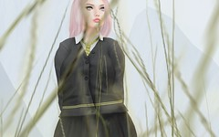Oldie but goodie. <3 (witchytwilight) Tags: harrypotter hufflepuff hufflepuffpride secondlife secondlifefashion sl photoshoot love light nature