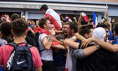 Colmar - 2018 (hoangcharlie.photography) Tags: streetphotography street scene emotion colmar france fifa world worldcup victory photography stphotographia snap nikon d7200 2018 1998