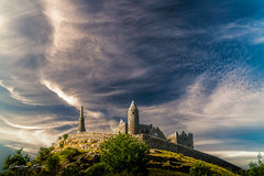 Ireland 2018 - Rock of Cashel [EXPLORED] (cesbai1) Tags: irlande ireland rock cashel tipperary county church middle age sky ciel dramatic dramatique inexplore explore explored