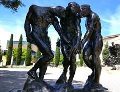 """Three Graces,"" Rodin Sculpture garden, Stanford University (ali eminov) Tags: paloalto california universities stanforduniversity sculptors augusterodin sculptures threegraces museums cantorartscenter"