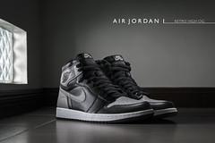 Nike Air Jordan HIGH RETRO OG - Shadow. (Andy @ Pang Ket Vui ( shootx2 )) Tags: sneaker sneakerhead shadow nike airjordan street photography fashion flash d800 nikon retro high og original