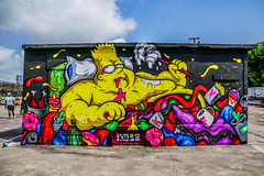 """I Wash Myself With A Rag On A Stick"" Bart Simpson 