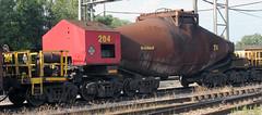 INLX 204 (chrisibbotson) Tags: railroad bottle train southern b3t dolton il ns cars bottlecar norfolksouthern doltonil railfan usa chrisibbotson