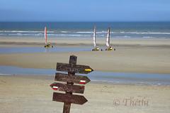 180708 pcvpH 180716 © Théthi ( 5 pics ) (thethi (pls, read my 1st comment, tks a lot)) Tags: vacances plage sable mer sport loisir charavoile panneau sentier france faves54