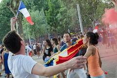 Coupe du monde de Foot 2018, Toulouse (lyli12) Tags: coupedumonde2018 toulouse france hautegaronne street rue