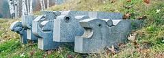 Interesting (marijanaivljanin993) Tags: monument memorial history park sculpture day focus camera photo photography nikon d3200 krusevac srbija serbia serbien laserbie