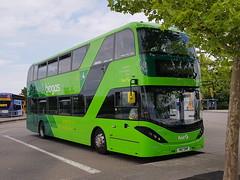 Bristol's Biogas Bus (DGPhotography1999) Tags: 39401 yn17ohp firstgroup firstbus firstbristol firstwestofengland cribbscausewaybusstation bristolsbiogasbus biogasbus doubledeckerbus