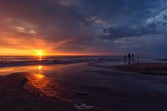 So Long (Kurt Evensen) Tags: beach blokhus denmark landscape sea shore shoreline sky sunset water waterfront northdenmarkregion dk