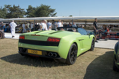 _DSC8019 (John McCulloch Fast Cars) Tags: 1gso green lamborghini gallardo spyder