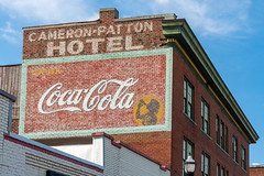 Cameron-Patton Hotel (Richard Melton) Tags: south pittsburg tennessee
