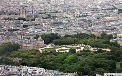 Paris, one year ago. Jardin du Luxembourg. Quartier Latin. Notre Dame. (Christopher DunstanBurgh) Tags: paris tourmontparnasse jardinduluxembourg notredame quartierlatin