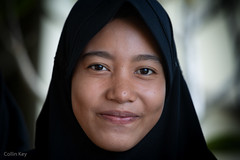 portrait of a girl (Collin Key) Tags: indonesia maluku moluccaislands bandanaira banda indonesien id