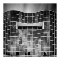 Chaos (bprice0715) Tags: canon canoneos5dmarkiii canon5dmarkiii architecture architecturephotography abstract building longexposure leefilters leebigstopper leelittlestopper contrast highcontrast lowkey curves lines blackandwhite blackwhite bw monochrome mono fineart sunyalbany square