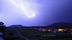 Rayos 23-04-2018 (berserker170) Tags: rayo lightning night noche strorm tormenta 550d canon eos rain lluvia bolt flickrexploreme