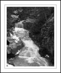 Beauty Creek (rspohl17) Tags: jaspernationalpark beautycreek winter alberta canada largeformat 4x5 film ilfordfp4