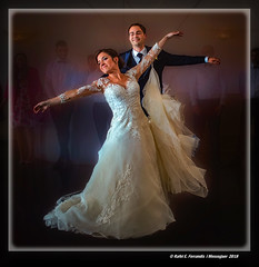 Xantal and David's Wedding Ball (Alzira, la Ribera Alta, València, Spain)