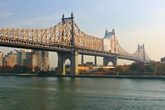 Queensboro Bridge (RunningRalph) Tags: bridge eastriver edkochqueensborobridge manhattan queensborobridge queensboroughbridge river rooseveltisland newyork verenigdestaten us
