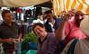 Random faces at the market (kurjuz) Tags: marsaxlokk colour faces looks market smiles