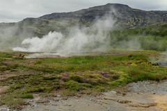 Steamy (ragnaolof) Tags: iceland geysir geyser strokkur haukadalur goldencircle geothermal steam