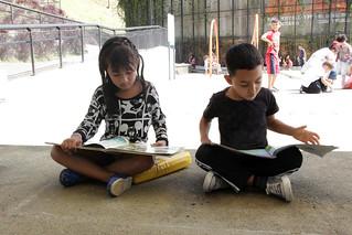 Libro Móvil, Parque al Barrio
