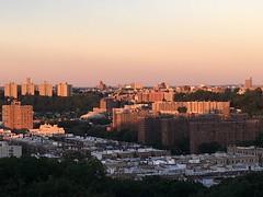 Washington Heights and The Bronx seen from Upper Manhattan. (Ben Soriano) Tags: new york manhattan bronx apartments