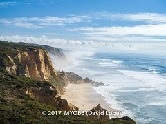 Portugal 2017-9041742 (myobb (David Lopes)) Tags: 2017 allrightsreserved atlanticocean europe nazare portugal absence beach clifft copyrighted mist nature nopeople ocean outdoor plant scenicnature seascape sky tourism touristattraction tranquilscene tranquilty traveldestination vacation water watersedge waves ©2017davidlopes