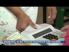 TSE identifica 25 mil títulos eleitorais com fraudes (portalminas) Tags: tse identifica 25 mil títulos eleitorais com fraudes
