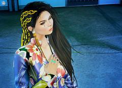 Look 081-2018 (Rehana Seljan (Japan)) Tags: secondlife sl 3d game rehanaseljan rehana fashion newrelease on9 bakaboo mandala collabor88 gd pinklion equa10 monso fameshed jumo gotit theseasonsstory anga lelutka maitreya deetalez s0ng sltv takeshita★jetcity