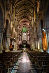 Nîmes - Vacanze 2017 (auredeso) Tags: nîmes francia france cattedrale chiesa church eglise hdr tonemapping nikon d7100 tokina nikond7100 tokina1116