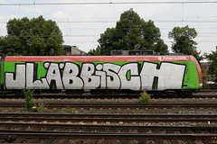 JLÄBBISCH (rebecca2909) Tags: kölsch jläbbisch köln graffiti trains train wholecar
