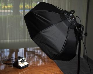 LV460 LED 2 Light Kit Product Photography