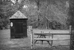 The Shack (Alexander Day) Tags: shack blackandwhite monochrome vignette hut new jersey alex alexander day
