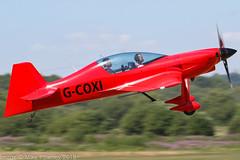 G-COXI - 2013 build XtremeAir XA42 Sbach, departing from Runway 08R at Barton (egcc) Tags: 124 abdnetworks aerobatic barton cityairport detxa egcb gcoxi lightroom manchester sbach xa42 xtremeair