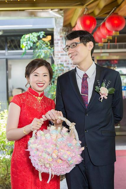台南婚攝 大成庭園餐廳 紅樓 (75)