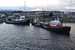 Tugs (jc nadeau) Tags: seaspan tug tugboat vancouver victoria vessel boat boats ship ships shipping barge harbour