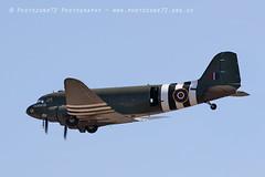 1077 Dakota (photozone72) Tags: yeovilton yeoviltonairday aviation airshows aircraft airshow canon canon7dmk2 canon100400f4556lii 7dmk2 bbmf raf rafbbmf dakota