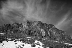 Chile | Embalse del Yeso | Landscapes (Medigore) Tags: paisaje cielo ladera roca montaña hierba landscape sigma canon lago nieve agua mar monocromático bahía