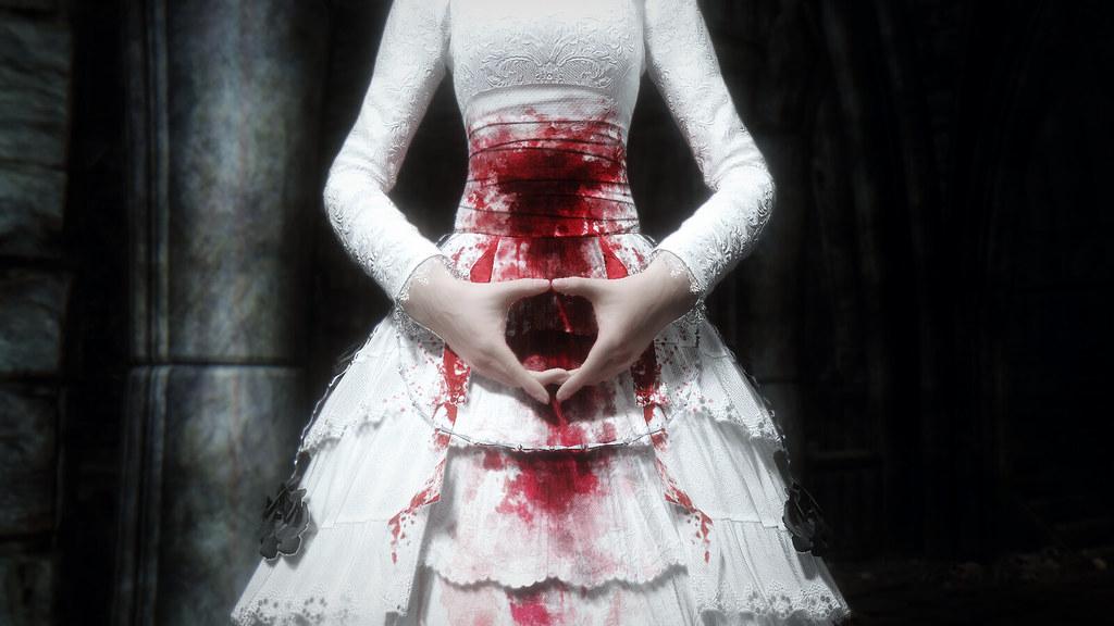 Skyrim Wedding Dress.The World S Best Photos Of Skyrim And Yharnam Flickr Hive Mind