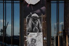 Harbor View (michael_hamburg69) Tags: hamburg germany deutschland hafen harbor harbour goldenersalon hafenklang groseelbstrasse84 liveclub sticker bilder poster events reflexion spiegelung reflection fenster scheibe window altona