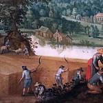 IMG_0104B Pieter Snayers. 1592-1666 Anvers et Bruxelles Les Quatre Saisons. L'Eté The four Seasons. Summer Tours Musée des Beaux Arts. thumbnail