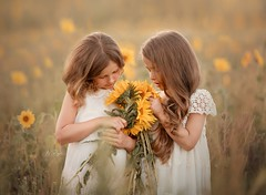 Any Day spend with you is my favourite Day (agirygula) Tags: kids family sunflower bestfriends friends summer vintage cottage shabby beautiful lovely enjoy absolutegoldenmasterpiece