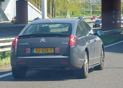 92-SZR-7 (azu250) Tags: citroen c6