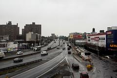 Expressway (PAJ880) Tags: bronx nyc borough expressway new york city traffic urban signs