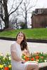 Spring Flowers 1 (crbrownies) Tags: west virginia university graduation celebration friends photo shoot sony a6000 portrait wvu mountaineer spring cherry blossom